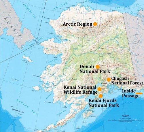 retreat in Alaska