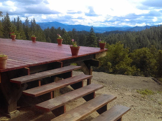 Silver Springs Mountain Retreat, Hayfork, CA
