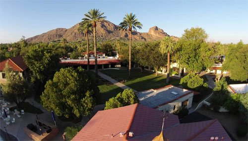 Franciscan Renewal Center, Scottsdale, AZ