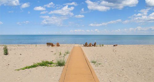 Lake Huron Retreat Center, Burtchville, MI