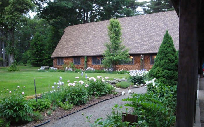 Adelynrood Retreat and Conference Center, Newbury, MA