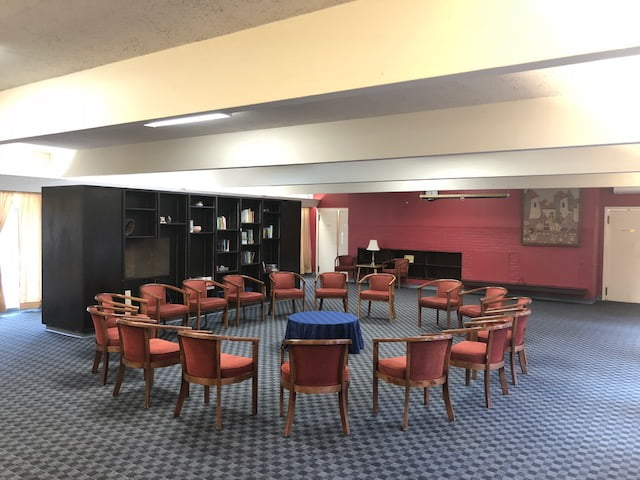 Maple Lodge Meeting Space