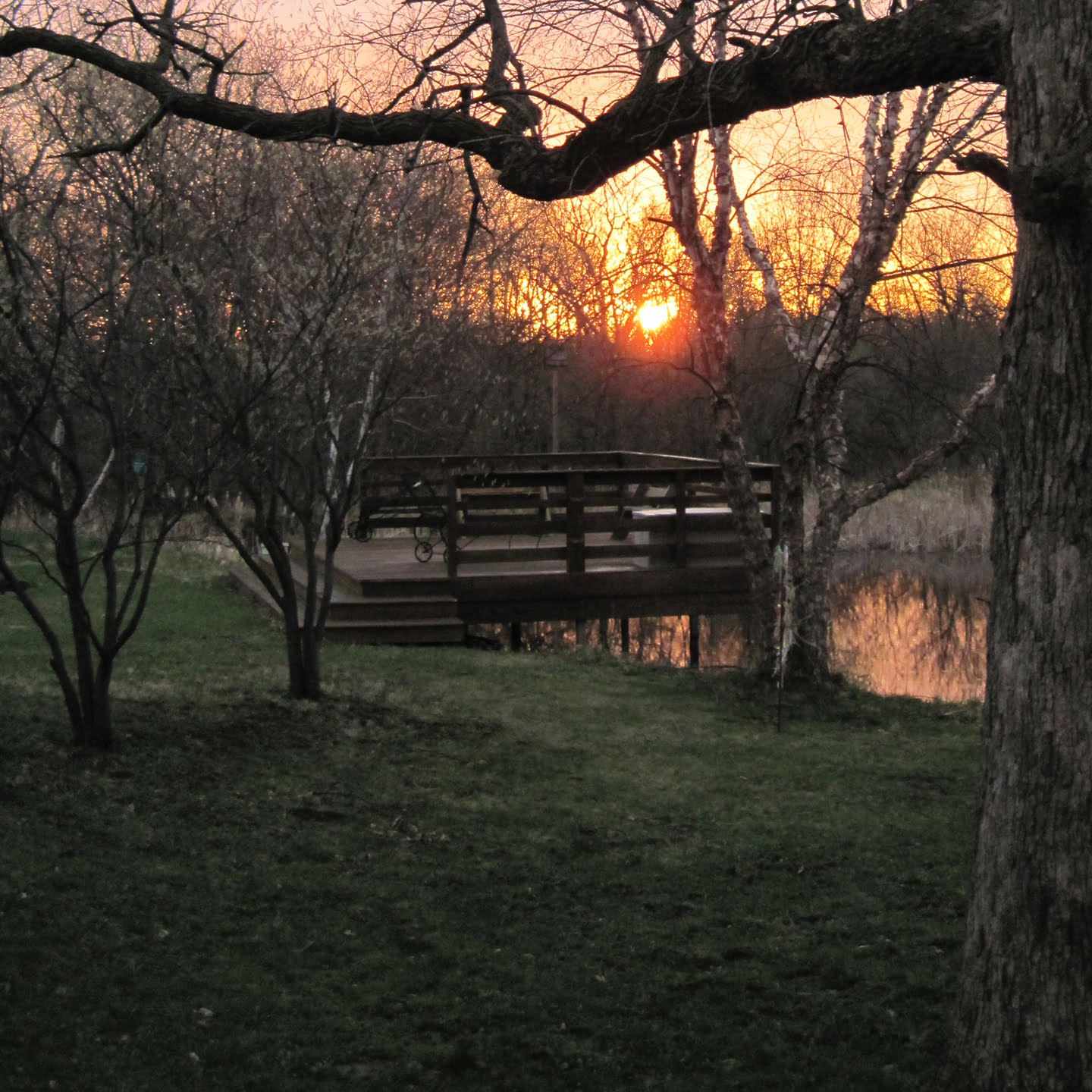 Silent Mindfulness Meditation Retreat at Prairiewoods