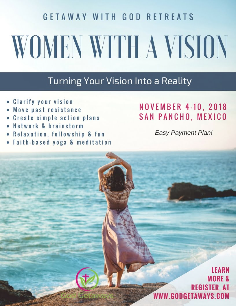 Women with a Vision Mexico Retreat