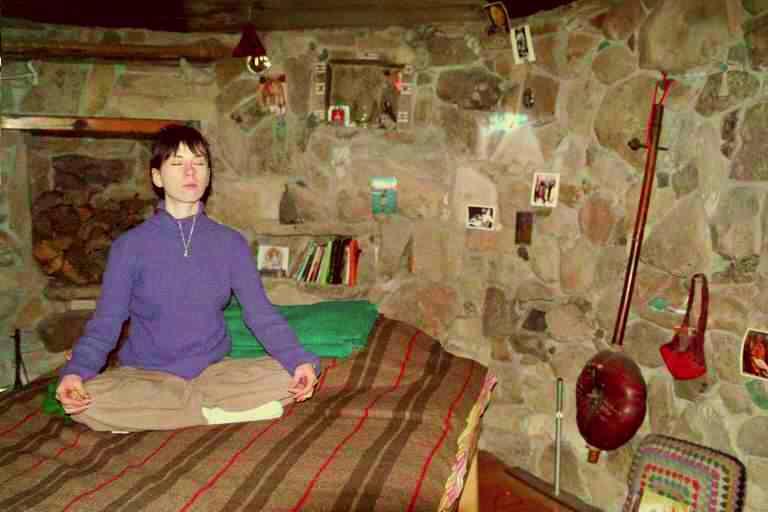 Samadhi Hermitage Meditation Caves Retreat Center, New Mexico