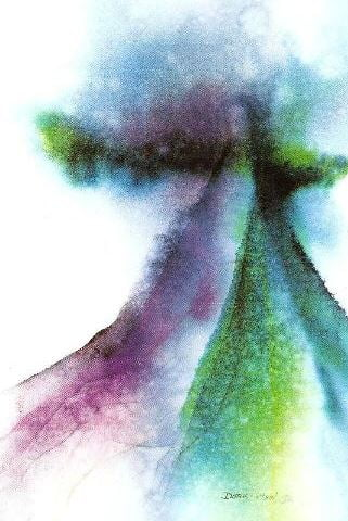 Touched by the Holy: Women in Watercolor