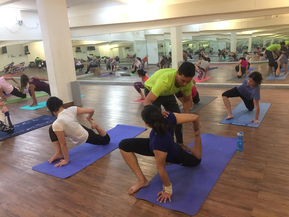 Yoga Center in Delhi