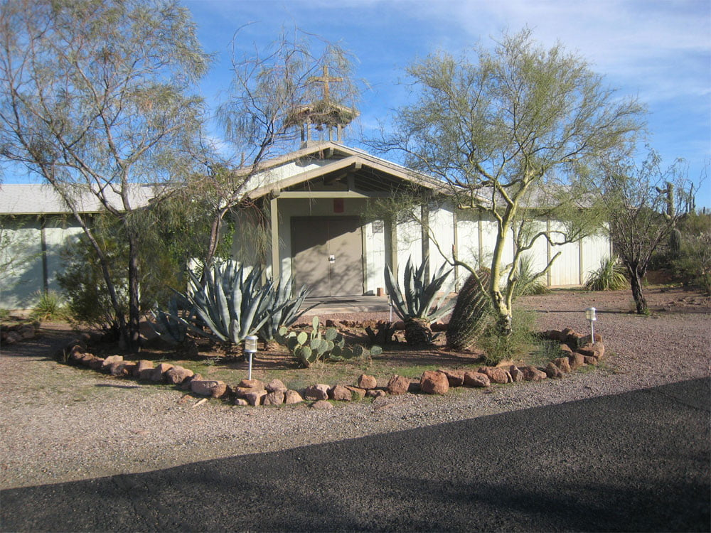 Desert House of Prayer, Tucson AZ