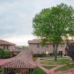 los altos jesuit retreat center CA