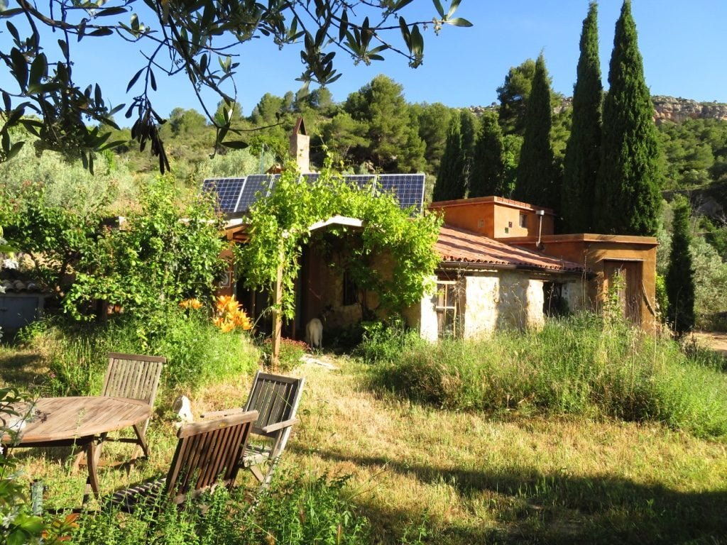 Eco-retreat center for sale in Spain