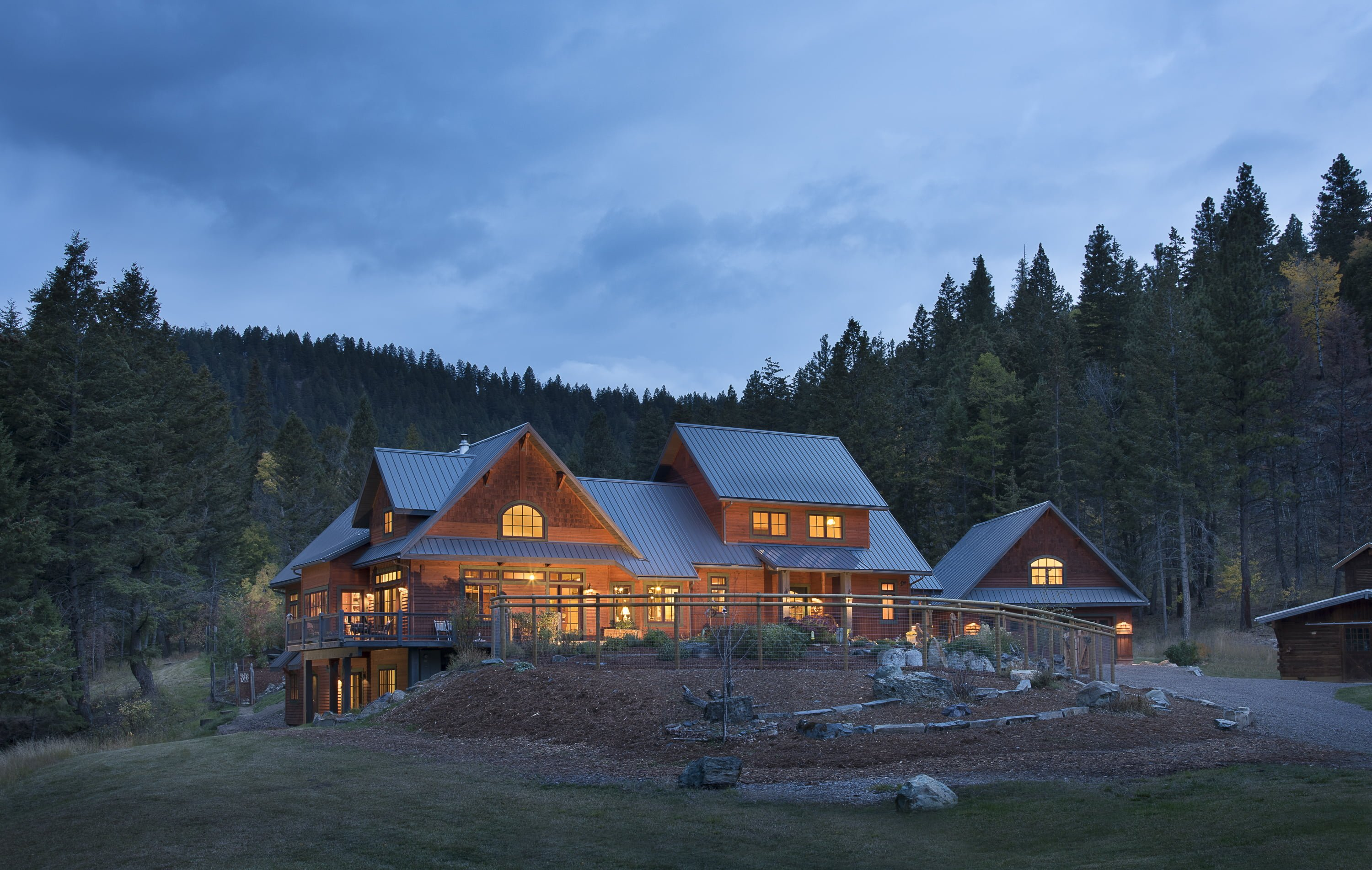 NW Montana – Sanctuary Retreat Center