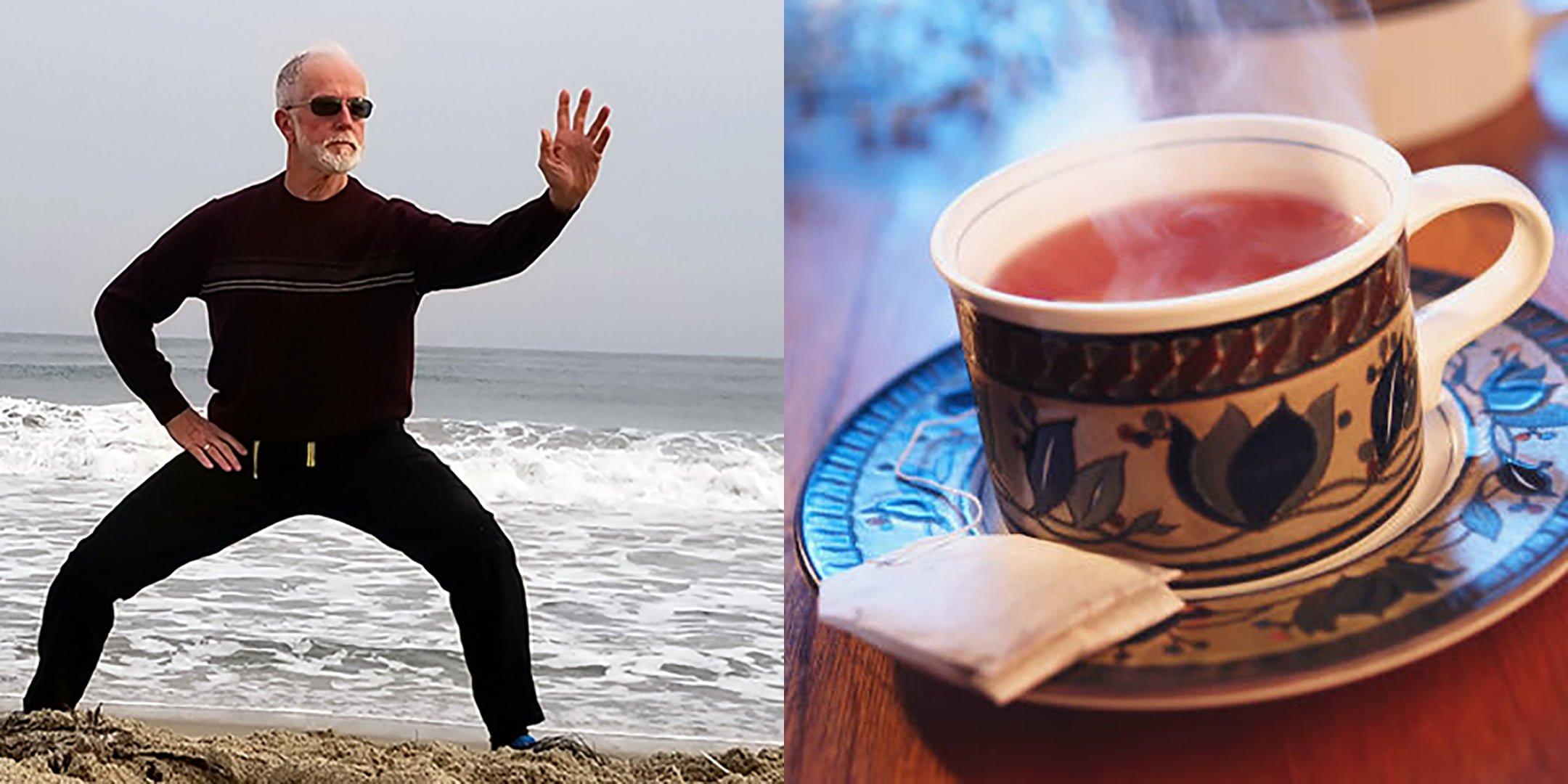 Taiji, Tea & Qi Retreat at Prairiewoods