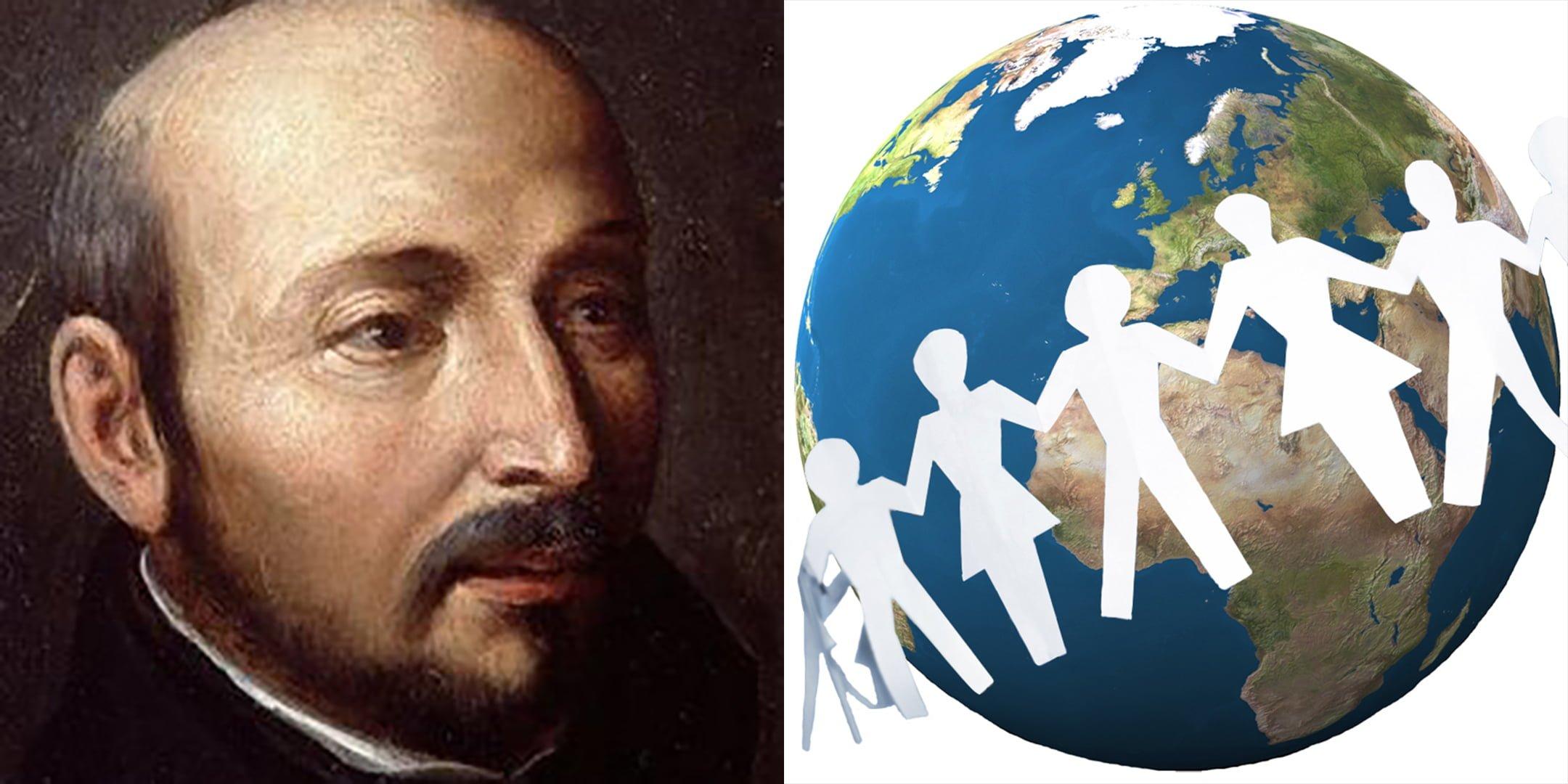 Ignatius at 2020 Retreat at Prairiewoods